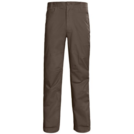 The North Face Bishop Pants - UPF 50 (For Men) in Weimaraner Brown
