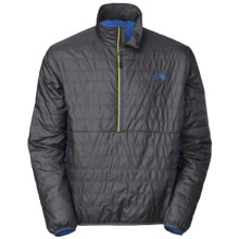The North Face Blaze Jacket - Zip Neck, Insulated (For Men) in Asphalt Grey - Closeouts