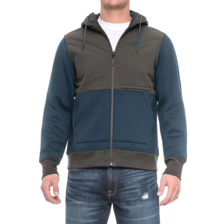 The North Face Blocked Thermal 3D® Jacket (For Men) in Shady Blue Heather