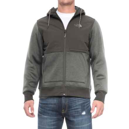The North Face Blocked Thermal 3D® Jacket (For Men) in Tnf Medium Grey Heather - Closeouts