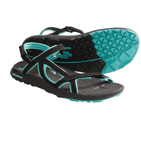 The North Face Bolinas Sandals (For Women) in Tnf Black/Ion Blue