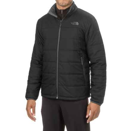 The North Face Bombay Jacket - Insulated (For Men) in Tnf Black - Closeouts
