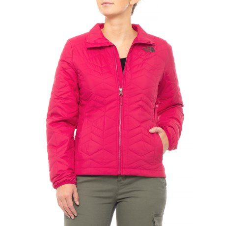 The North Face Bombay Jacket - Insulated (For Women) in Cerise Pink