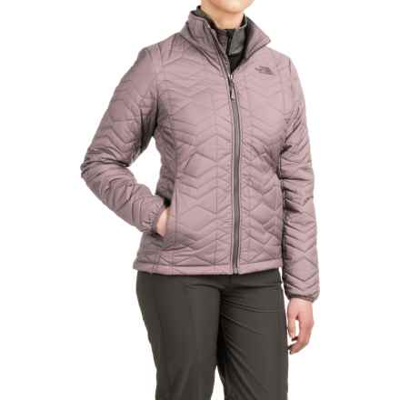 The North Face Bombay Jacket - Insulated (For Women) in Quail Grey - Closeouts