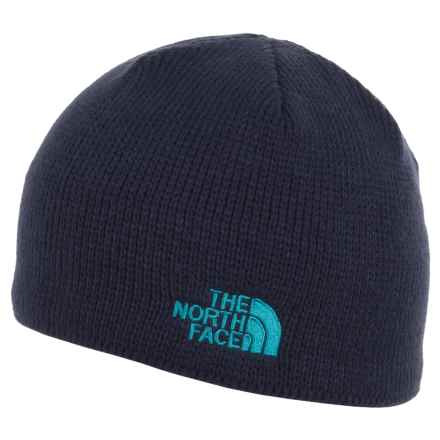 The North Face Bones Beanie (For Little and Big Kids) in Cosmic Blue - Closeouts