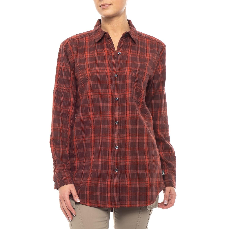 a8c8cf174 The North Face Boyfriend Shirt - Long Sleeve (For Women)