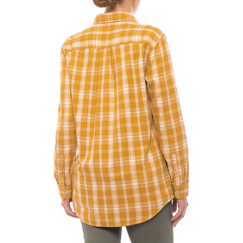 34ef6c519 The North Face Boyfriend Shirt - Long Sleeve (For Women)