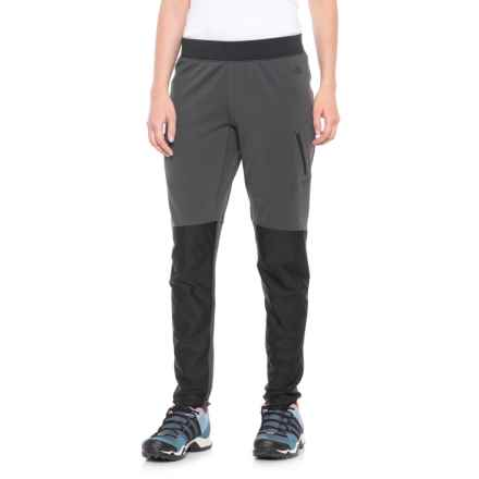 The North Face Brave the Cold Pants (For Women) in Asphalt Grey/Tnf Black - Closeouts