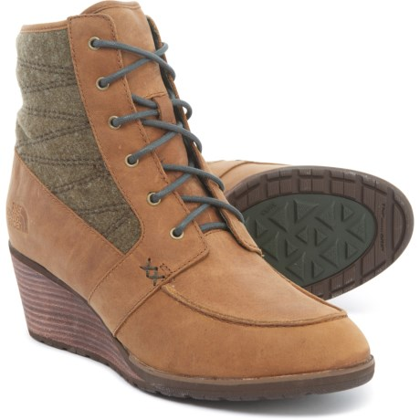 The North Face Bridgeton Wedge Lace-Up