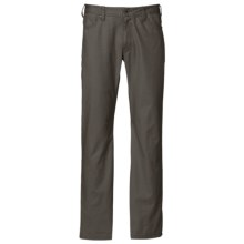 The North Face Buckland Pants - Cotton Canvas (For Men) in New Taupe Geen - Closeouts