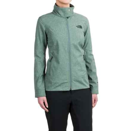 The North Face Calentito 2 Jacket (For Women) in Balsam Green Heather - Closeouts