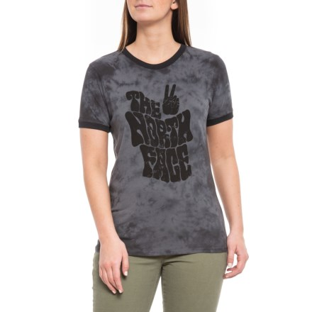 206a515d10 The North Face Cali Roots T-Shirt - Short Sleeve (For Women) in