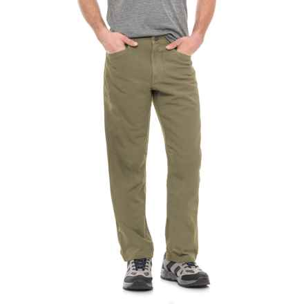 The North Face Campfire Pants (For Men) in Burnt Olive Green - Closeouts