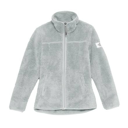 4e17b8ac8 The North Face Campshire Full-Zip Jacket (For Big Girls) in High Rise