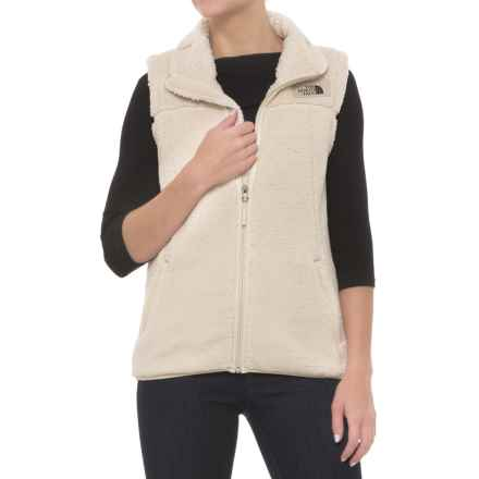 The North Face Campshire Vest (For Women) in Vintage White - Closeouts