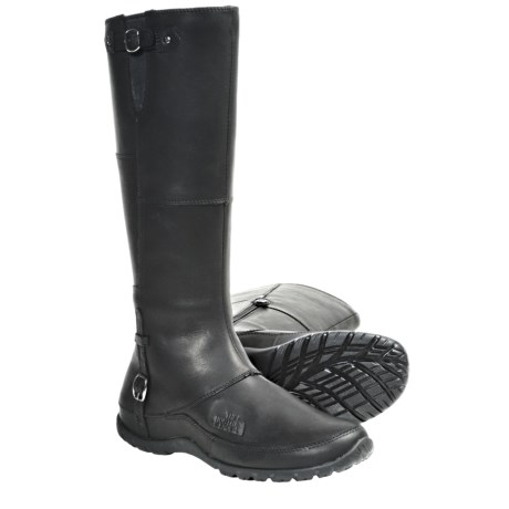 The North Face Camryn Winter Boots - Waterproof (For Women) in Black/Black
