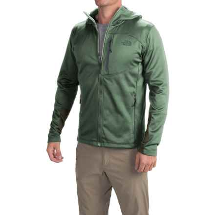 The North Face Canyonlands Hoodie (For Men) in Duck Green Heather - Closeouts