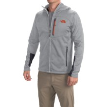 The North Face Canyonlands Hoodie (For Men) in High Rise Grey Heather - Closeouts