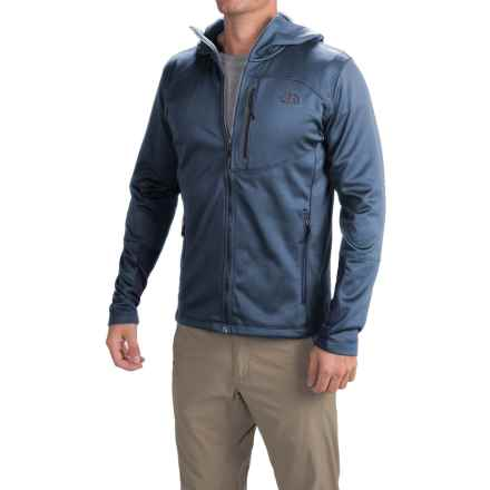 The North Face Canyonlands Hoodie (For Men) in Shady Blue Heather - Closeouts