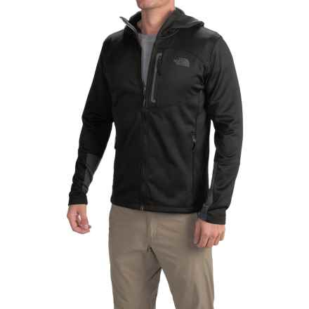 The North Face Canyonlands Hoodie (For Men) in Tnf Black - Closeouts
