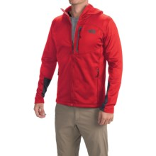 The North Face Canyonlands Hoodie (For Men) in Tnf Red - Closeouts