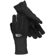 The North Face Canyonwall Etip Gloves (For Women) in Tnf Black - Closeouts