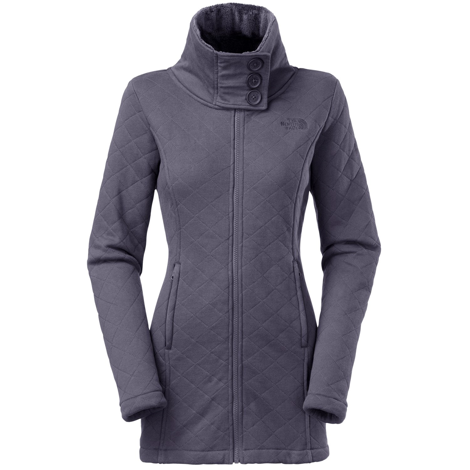 The North Face Caroluna Fleece Jacket For Women In