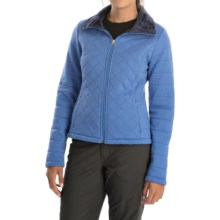 The North Face Caroluna Jacket (For Women) in Coastline Blue - Closeouts