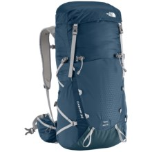 The North Face Casimir 36 Backpack - Internal Frame in Diesel Blue - Closeouts