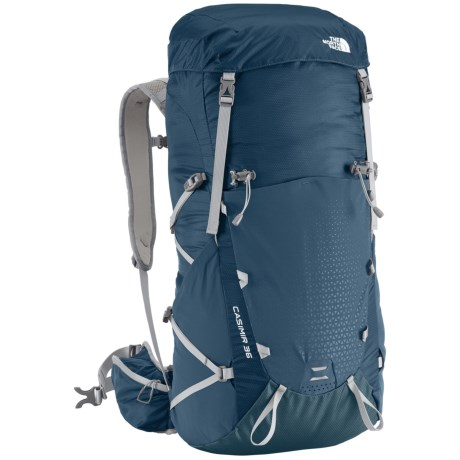 The North Face Casimir 36 Backpack Internal Frame