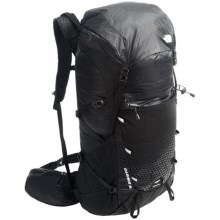 The North Face Casimir 36 Backpack - Internal Frame in Tnf Black - Closeouts