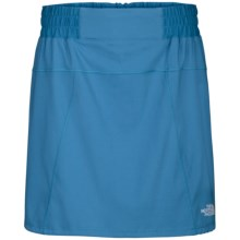The North Face Cavallo Skort - UPF 30, Removable Shorts (For Women) in Baja Blue - Closeouts