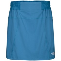 The North Face Cavallo Skort - UPF 30, Removable Shorts (For Women) in Baja Blue