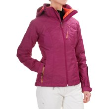 The North Face Cheakamus Triclimate® Ski Jacket - Waterproof, Insulated, 3-in-1 (For Women) in Dramatic Plum - Closeouts