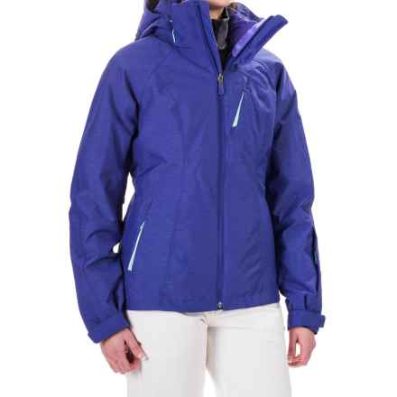 The North Face Cheakamus Triclimate® Ski Jacket - Waterproof, Insulated, 3-in-1 (For Women) in Lapis Blue - Closeouts