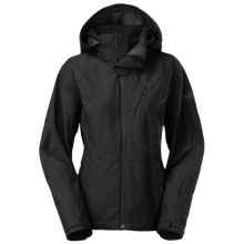 The North Face Cheakamus Triclimate® Ski Jacket - Waterproof, Insulated, 3-in-1 (For Women) in Tnf Black - Closeouts