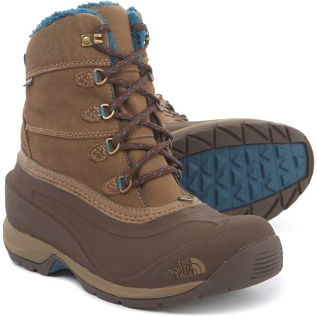 08203d74e1e The North Face Chilkat III Lace-Up Boots (For Women)