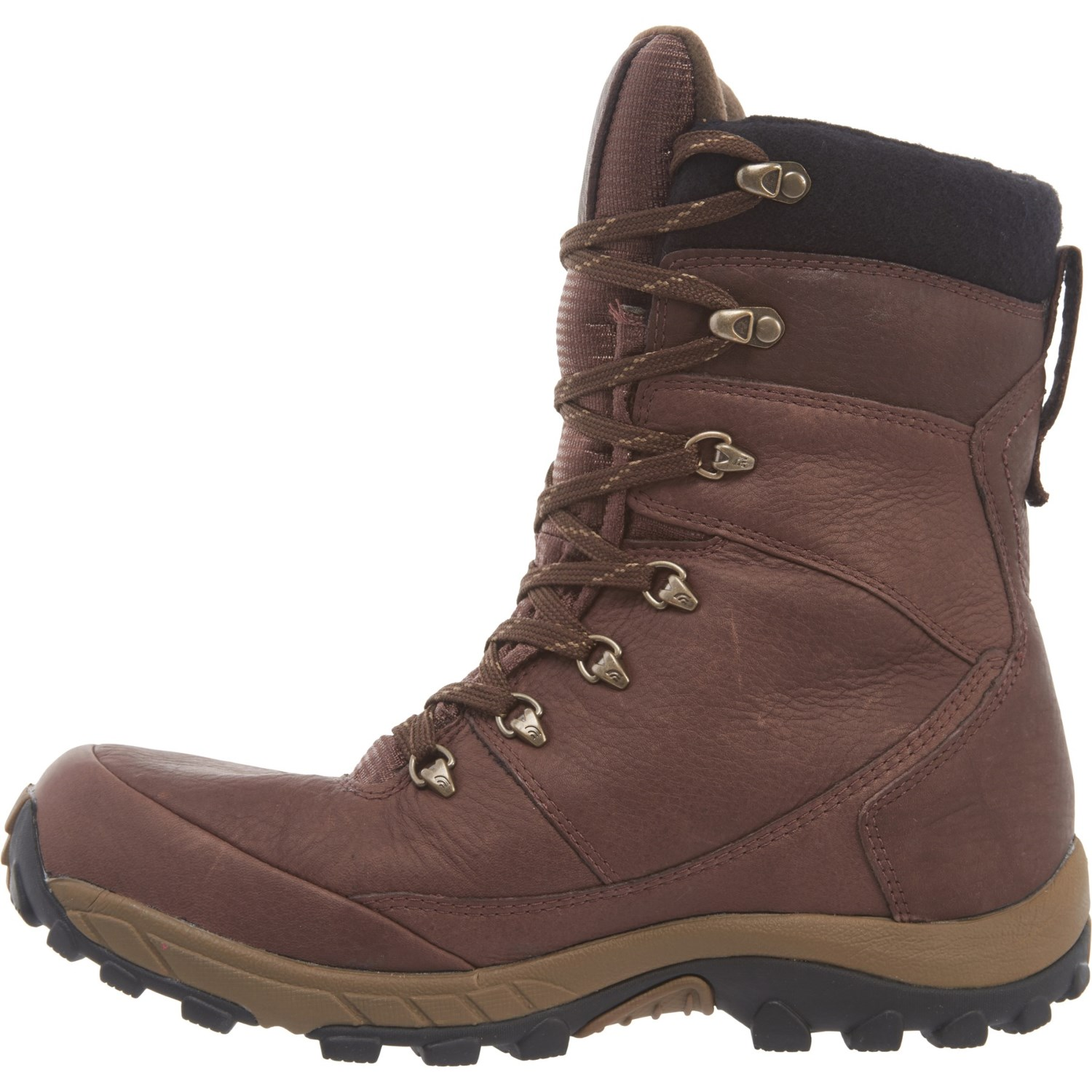11a5ee1fc The North Face Chilkat Leather Tall Boots - Waterproof, Insulated (For Men)
