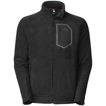 The North Face Chimborazo Jacket - Fleece (For Men) in Tnf Black