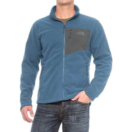 The North Face Chimborazo Jacket (For Men) in Shady Blue/Urban Navy - Closeouts