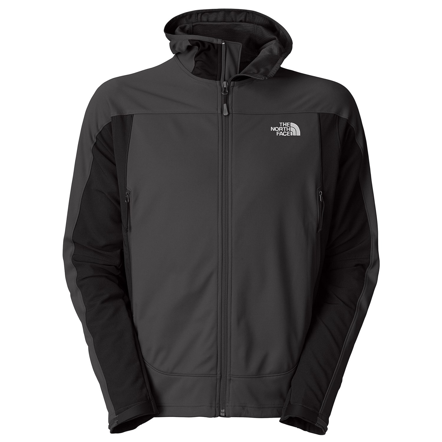 the north face cipher hybrid hooded jacket windstopper. Black Bedroom Furniture Sets. Home Design Ideas