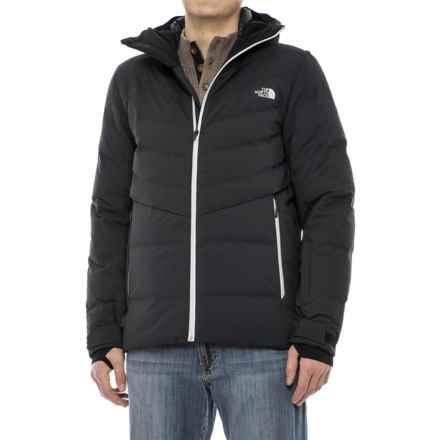 The North Face Cirque PrimaLoft® Ski Jacket - 550 Fill Power (For Men) in Tnf Black - Closeouts