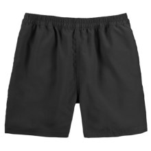 The North Face Class V Shorts - UPF 50 (For Women) in Tnf Black - Closeouts