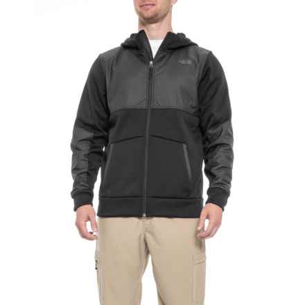 The North Face Climb On Full Zip Hoodie (For Men) in Tnf Black /Tnf Black - Closeouts