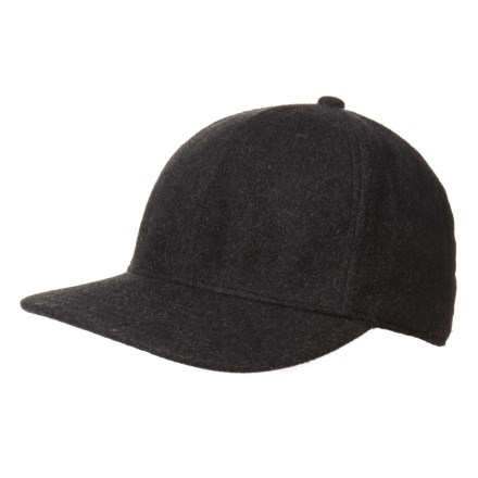 fdd74ae3d32 The North Face Cryos Baseball Cap - Wool (For Men) in Tnf Black Heather