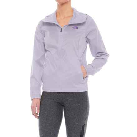 The North Face Cyclone 2 Hoodie (For Women) in Lavender Blue - Closeouts