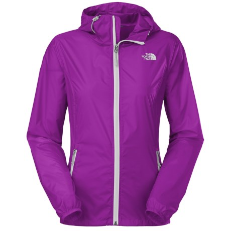 The North Face Cyclone Hooded Jacket (For Women)