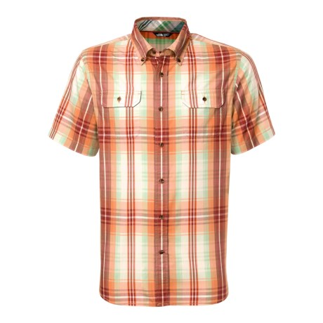 The North Face Delridge Shirt Short Sleeve (For Men)
