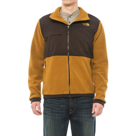 The North Face Denali 2 Polartec® Fleece Jacket (For Men) in Recycled Golden Brown/Brunette Brown