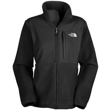 The North Face Denali Fleece Jacket (For Women) in Black
